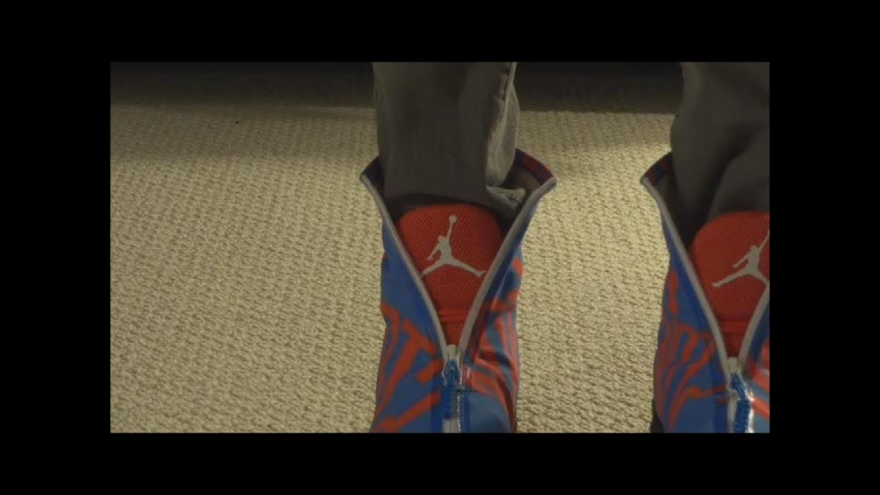 quality design 640f3 39afa Jordan 28 Why Not Russell Westbrook PE - On Foot Review