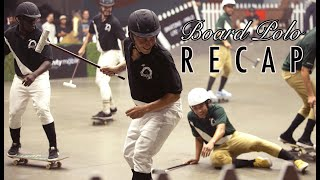 The First Ever Board Polo Match | The Recap