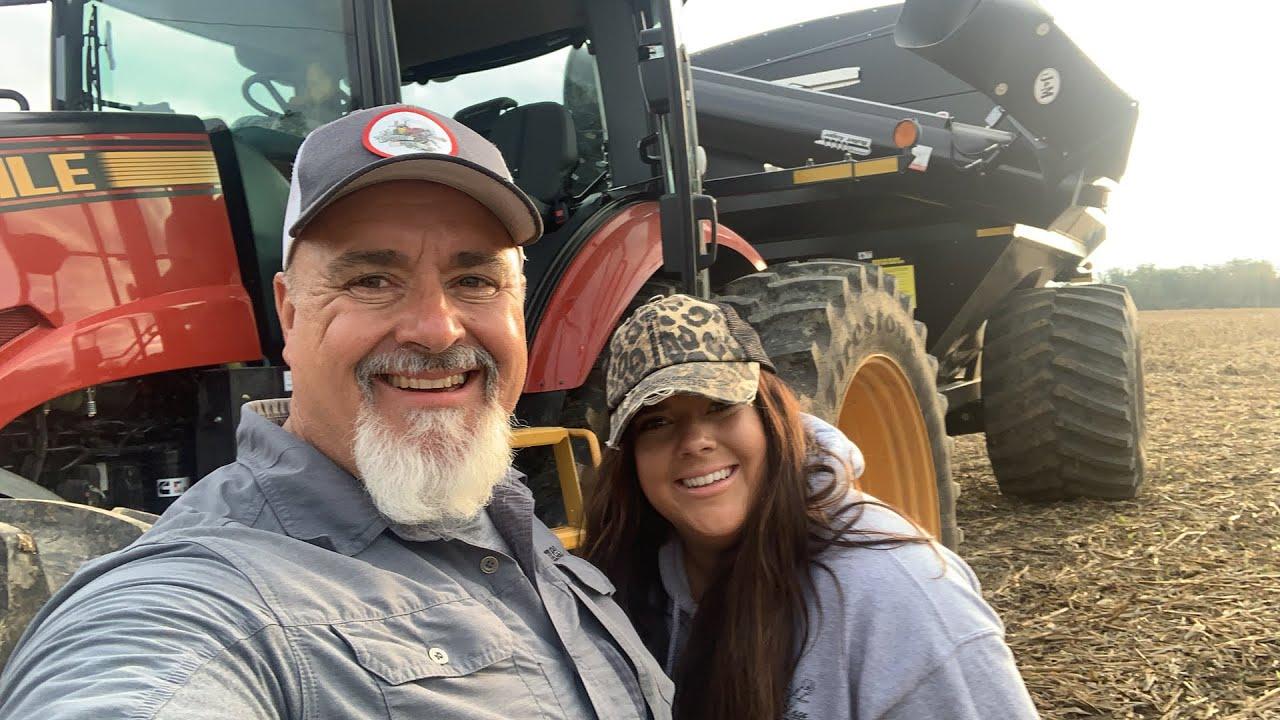 Harvest 2021 Livestream with Farmhand Mike