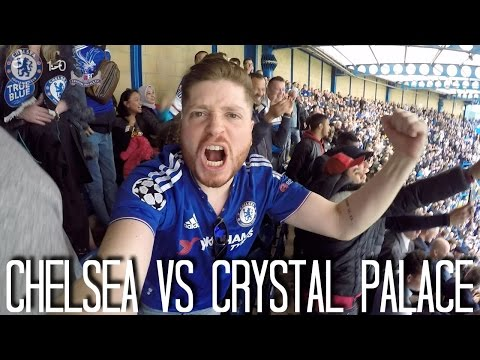 GrinGOL - Chelsea vs Crystal Palace - 01/04/2017