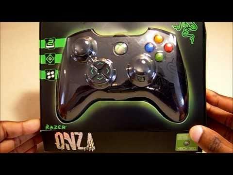 Razer Onza Standard Edition Controller Unboxing