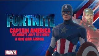 *NEW* CAPTAIN AMERICA SKIN AND POTENTIAL IRON MAN SKIN? - Fortnite Season 3 - Chapter 2 (v13.20)