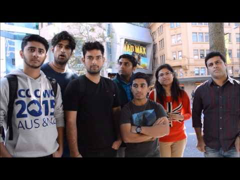 Life of Indian students in New Zealand Part3: Otago Polytech. students