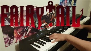 Basic Piano Arrangement of: Fairy Tail Boys Be Ambitious! by Hi-Fi ...