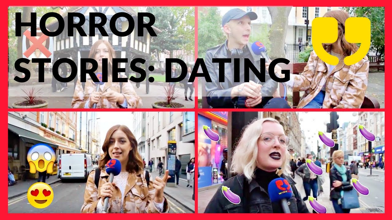 london dating stories