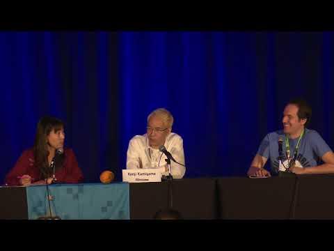 Kenji Kamiyama Focus Panel At MomoCon 2019