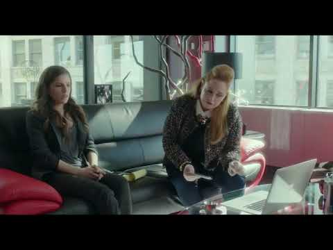 Pitch Perfect 3 - Pimp Lo Scene: Beca quits her job as a music producer [FULL SCENE]