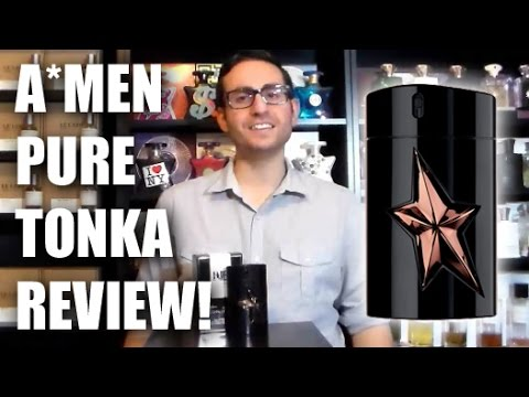 A*Men Pure Tonka by Thierry Mugler Fragrance / Cologne Review