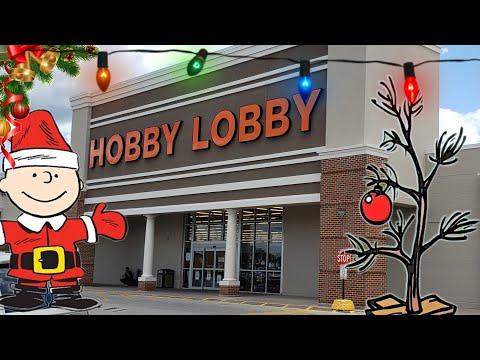 Hobby Lobby Christmas Decor 2021 🎄  Early Set-up Decorations and crafts #HOBBYLOBBY