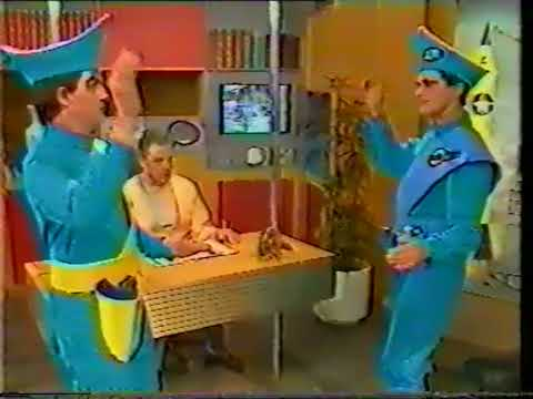 Bobby Davro TV  1989  Thunderbirds