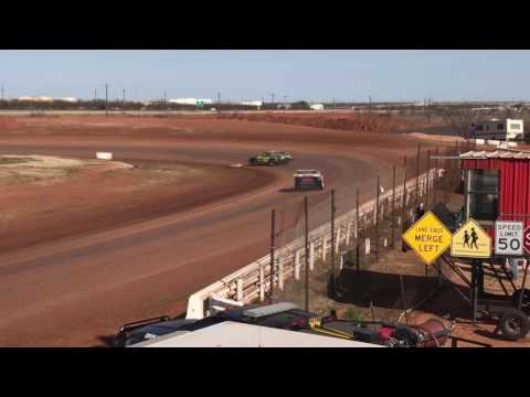 Austin's 4th time out - practice 02/12/2017 @ Abilene Speedway