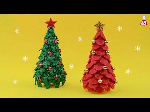 Palline di Natale fai da te con telai da ricamo e stoffa di recupero from YouTube · Duration:  6 minutes 9 seconds