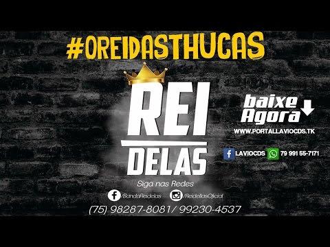 REI DELAS - O REI DAS TCHUCAS -  VERÃO 2017 [ CD COMPLETO ]