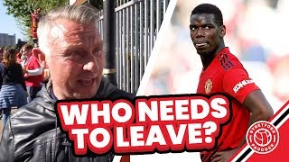 MANCHESTER UNITED CLEAR OUT   WHO DO YOU THINK WE'VE SEEN THE LAST OF?