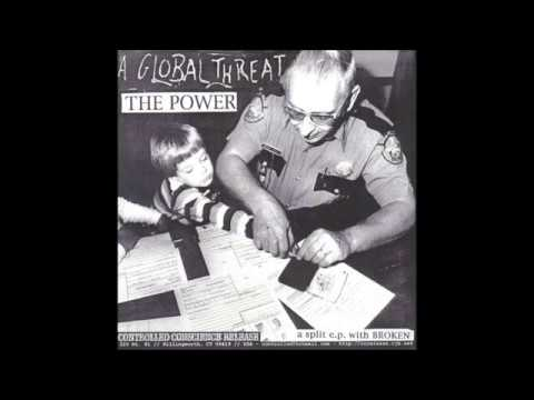 A Global Threat / Broken - The Power / Red Army Sessions  - Split EP - 1999 - (Full Album)