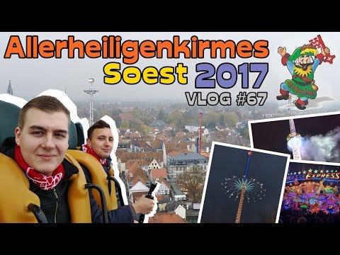Da wo Kirmes gelebt wird! | Allerheiligenkirmes Soest 2017 | Tages VLOG #67