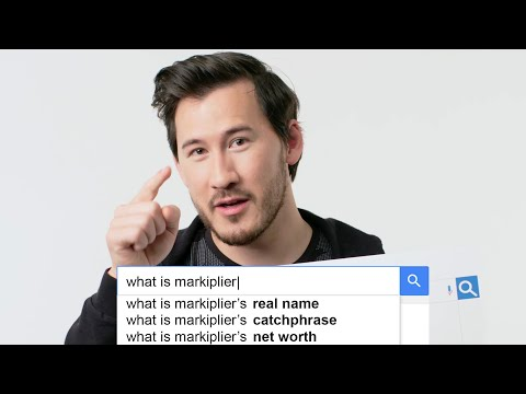Markiplier Answers the Webs Most Searched Questions | WIRED
