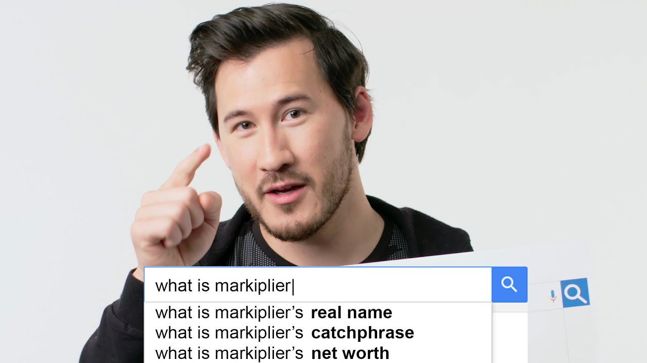 Markiplier Answers the Web's Most Searched Questions | WIRED