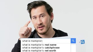 Download Markiplier Answers the Web's Most Searched Questions | WIRED Mp3 and Videos