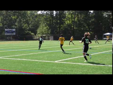 Macey Mathews Sunrise Sting Black 04 Vs Super Nova FC 04/05G Spirit Kickoff 10/08/2016