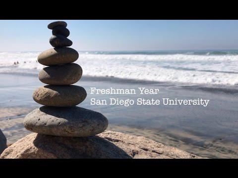 San Diego State University Freshman Year
