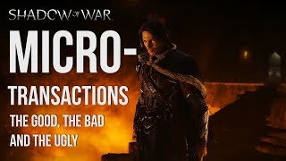 "Shadow of War™ - Why Microtransactions Are A ""Bad"" Thing (Gorgoroth Gameplay)"