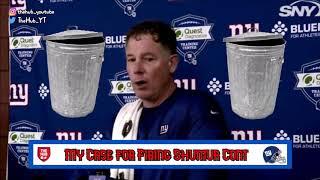 PAT SHURMUR STINKS!!   Giants v.s. Cardinals Reaction