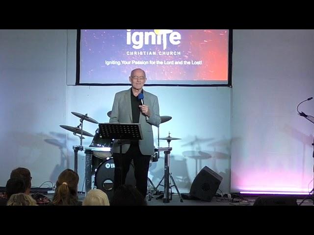 Ps Bill Abbenbroek - The Goodness of God