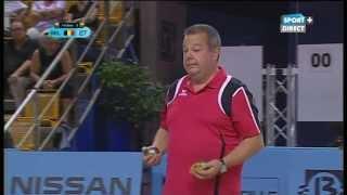 championnat du monde de tir 1er tour Claudy Weibel (BEL)