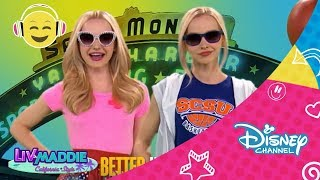 "Liv y Maddie - California Style: Karaoke de ""Better in Stereo"" 