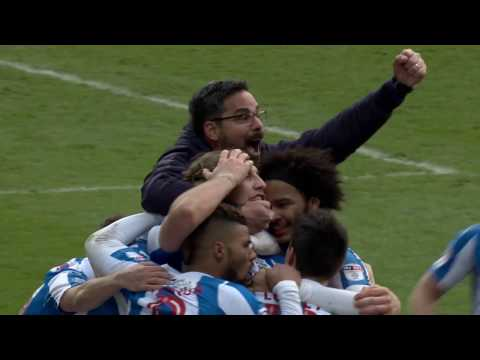 HIGHLIGHTS: Huddersfield Town 2-1 Leeds United