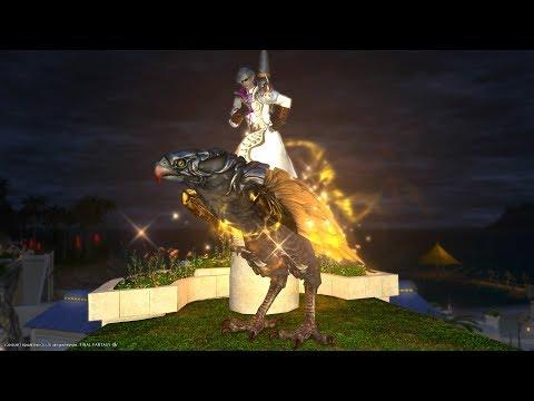 Final Fantasy XIV: Heavensward - Fiery Hearts, Fiery Wings   FunnyCat TV