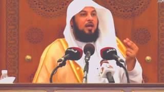 محاضرة الشيخ محمد العريفي - أدعوا الله - 2015 بجودة عالية Mohamed Al-Arifi HD