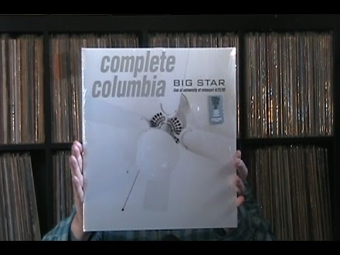 Talk About Pop Music: Episode 72   Big Star: Complete Columbia (Volcano/2016)