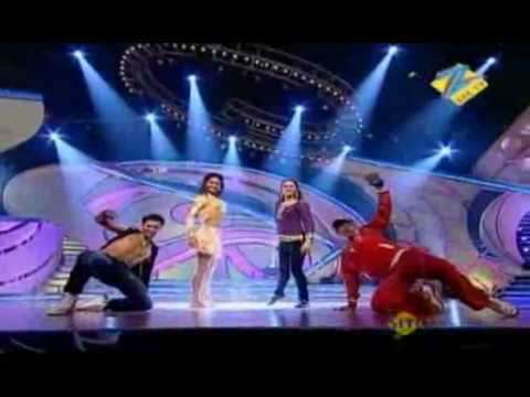 Lux Dance India Dance Season 2 April 17 '10 - Dharmesh, Punit, Binny & Shakti