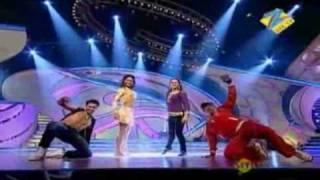 Lux Dance India Dance Season 2 April 17