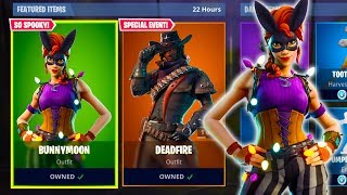 """NEW Fortnite """"BUNNYMOON"""" SKIN GAMEPLAY from TWITCH CON! (Fortnite Battle Royale)"""