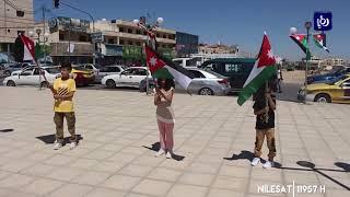 احتفالات المفرق بذكرى الاستقلال الرابعة والسبعين  (25/5/2020)