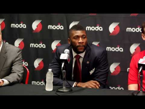 Colin Hoobler: Blazers' Festus Ezeli must be careful with knee rehab if he wants to play full NBA season