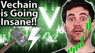 Vechain: Why VET is SMASHING IT & What Next?! ⚒