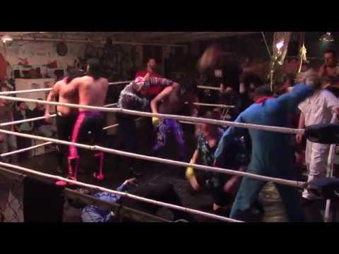 Glen Jacobs Gimmick Rumble Battle - 5/19/2016
