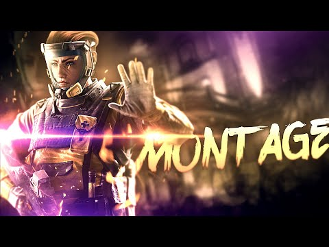 Faucet Failure- Rainbow Six Siege Montage (But its perfectly synced)