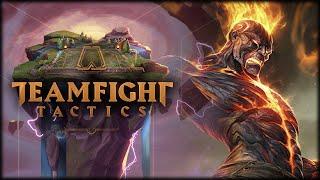 Mój pierwszy raz - Teamfight Tactics