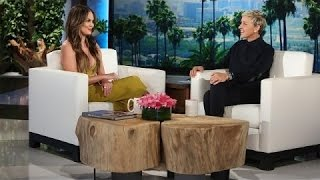 Chrissy Teigen Has Been Opening Rihanna's Mail Daily New Tv