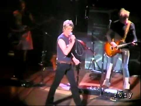 DAVID BOWIE - ALL THE YOUNG DUDES - LIVE JAPAN 2004