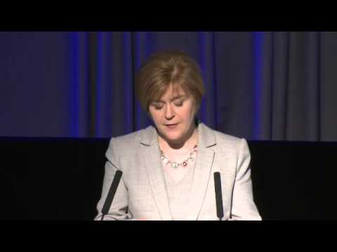 Digital Scotland 2013 Conference and Expo - Keynote address by Nicola Sturgeon MSP