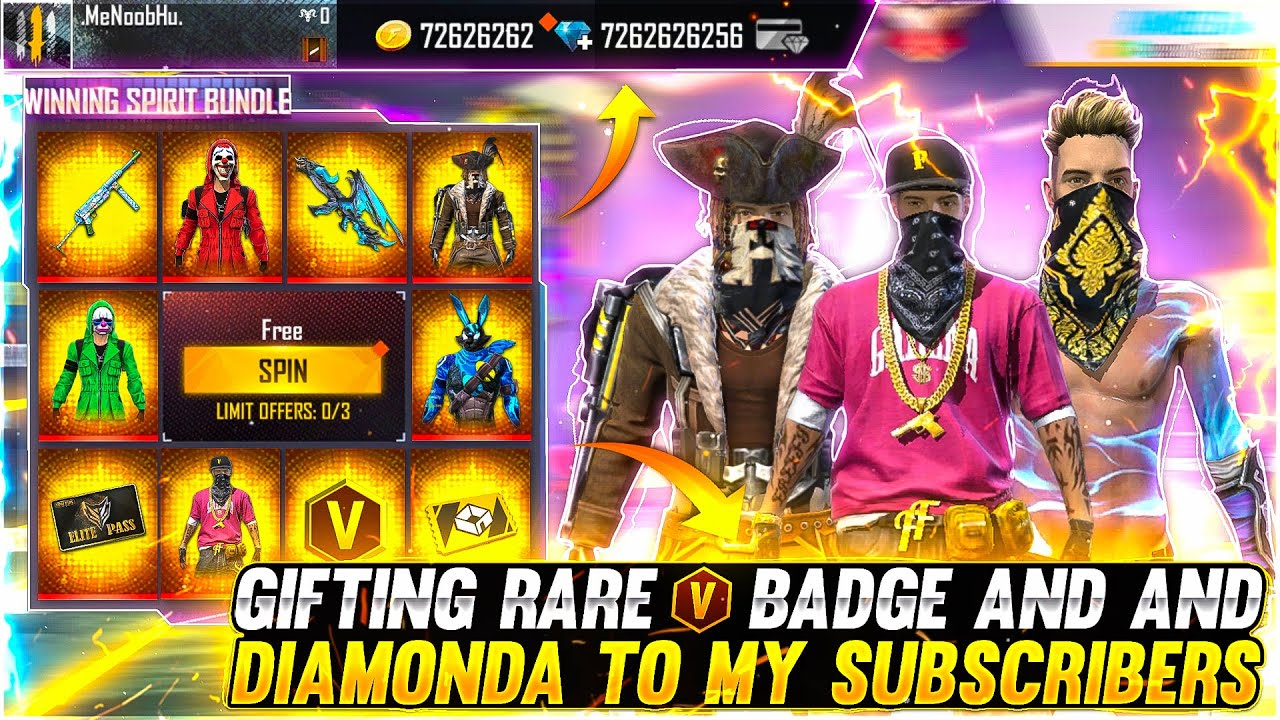 Buying 40,000 Diamonds Dj Alok & All Rare Emotes From New Event In Subscriber Id😍- Garena Free Fire