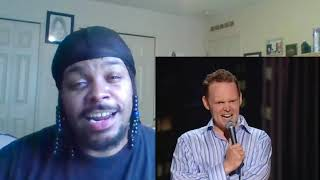 Baby Dyce Reacts to - Bill Burr (Part 1)