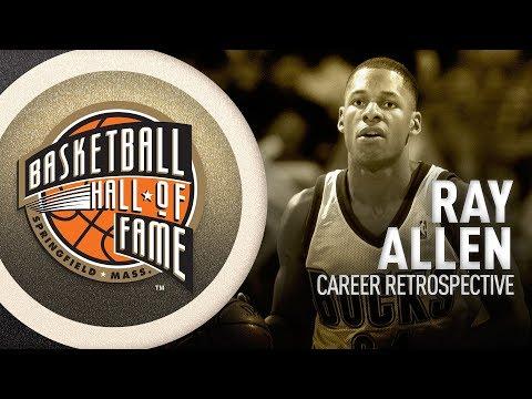 Ray Allen | Hall of Fame Career Retrospective