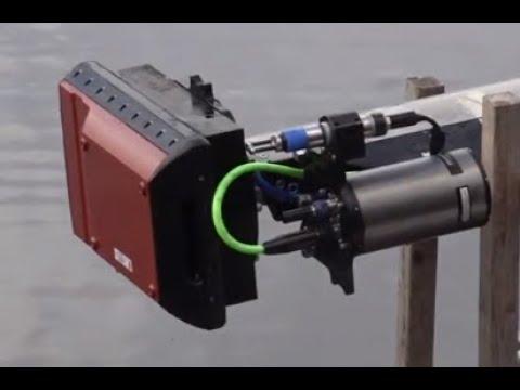 EM 2040 P MKII Multibeam echo sounder